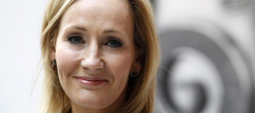 JK Rowling Falsely Accuses President Trump Of Avoiding Wheelchair-Bound Boy [VIDEO]