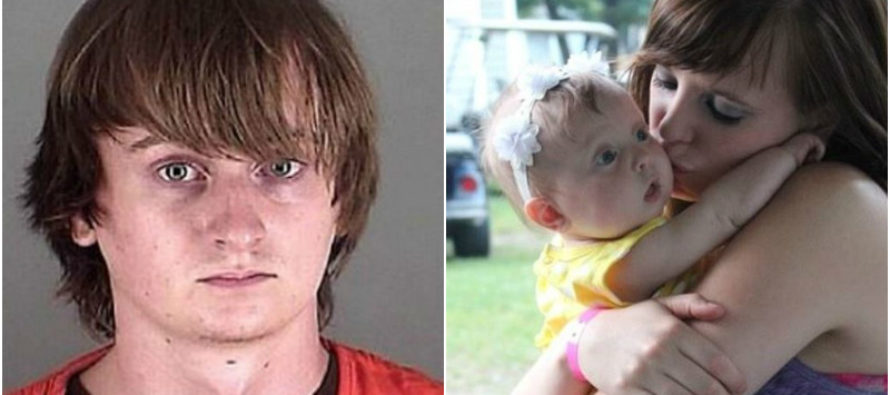 Father who killed his 4 month-old daughter by punching her in the face and chest 22 TIMES faces jail [VIDEO]