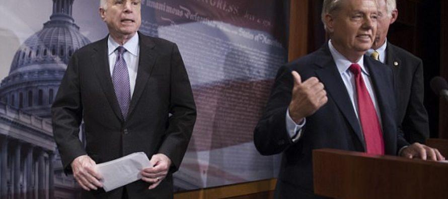 Democrat Celebrities Like Cher Praise John McCain for Saving Obamacare