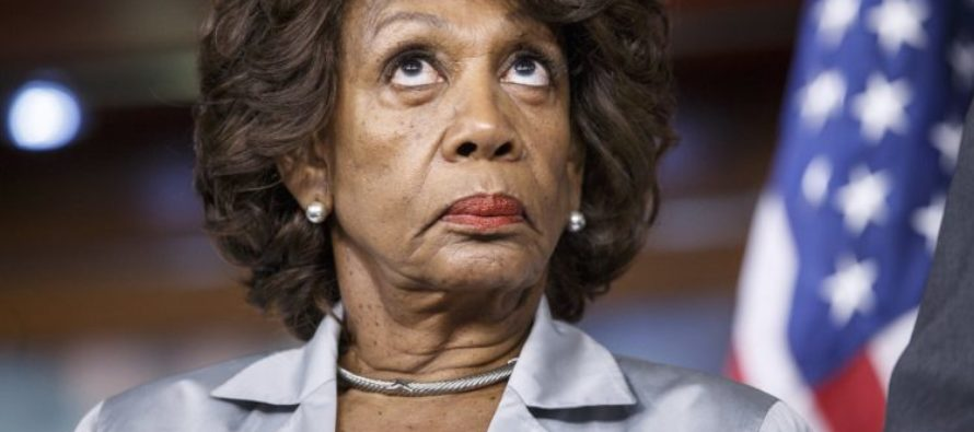 Maxine Waters Says She'll Run For President – If Millennials Say They Want Her