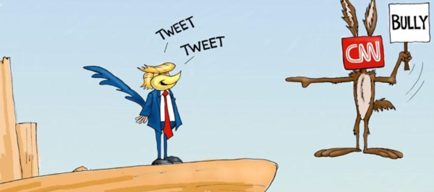 Foiled Again, and Again (Cartoon)