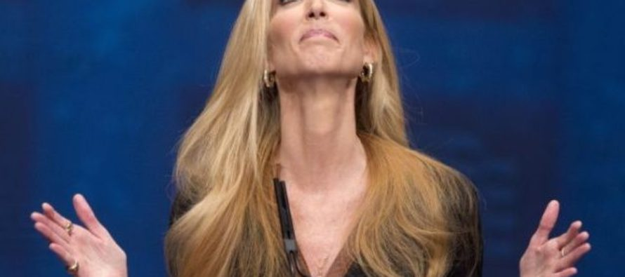 Delta Airlines Removes Ann Coulter From Her Booked Seat Then Levels Her On Twitter [VIDEO]
