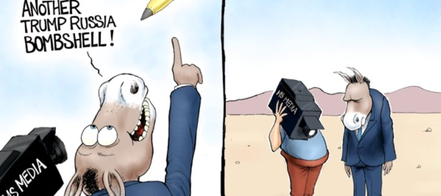 Another Big Bombshell (Cartoon)