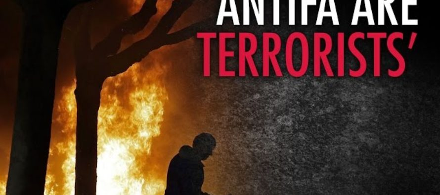 "YES! First State To Put ""ANTIFA"" On Domestic Terror Group List!"