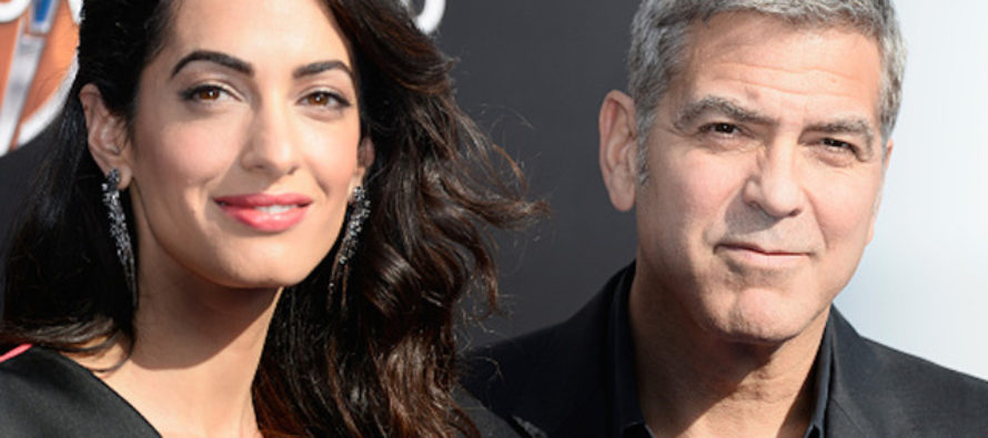 George Clooney Now Believes England Is UNSAFE For His Family – Moving To U.S.