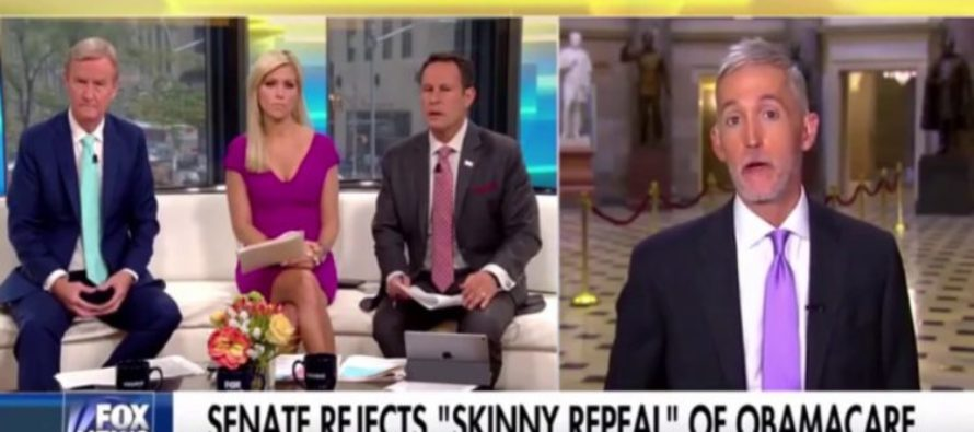 Watch: Trey Gowdy Erupts On GOP For Backstabbing Refusal To Repeal Obamacare After Promising For 7 YEARS!