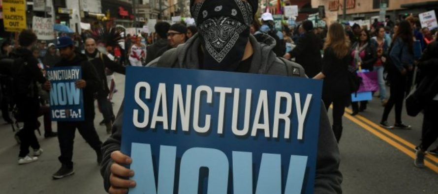​BOOM! Trump's ICE to Consider Charging Sanctuary City Leaders with Smuggling