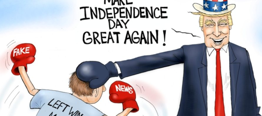 Happy Independence Day – Big League!