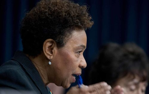 Democrat Barbara Lee Who Claims Trump Is 'Militarizing' The WH Has Deep Ties to Communism
