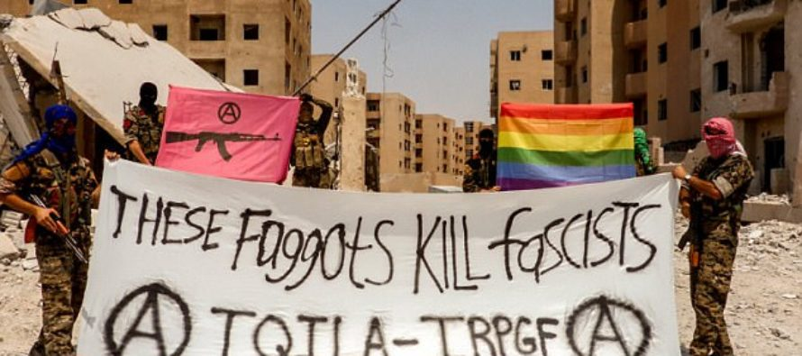 Army Of International Volunteers Form First LGBT Fighting Unit To DESTROY ISIS [VIDEO]