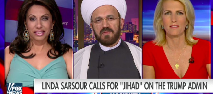 YES! Linda Sarsour's Call For 'Jihad' Against Trump Administration Gets STEAMROLLED By Laura Ingraham [VIDEO]