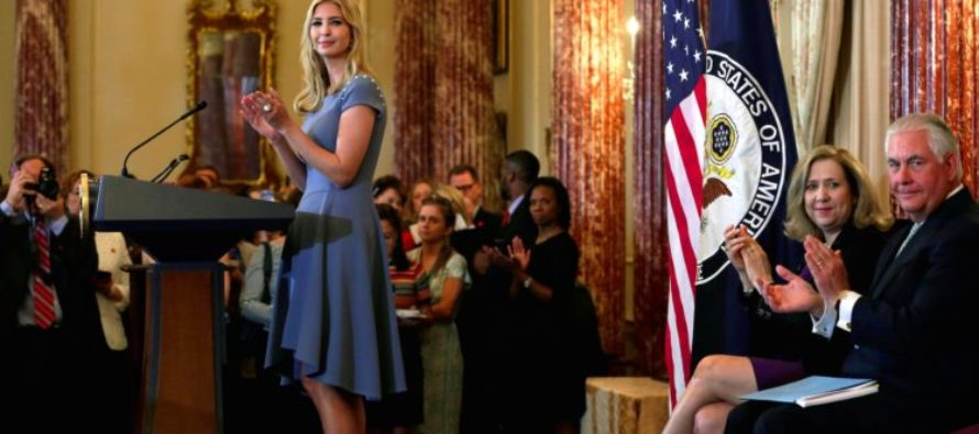 Ivanka Trump Praises Military on 4th of July… Gets an EARFUL on Twitter