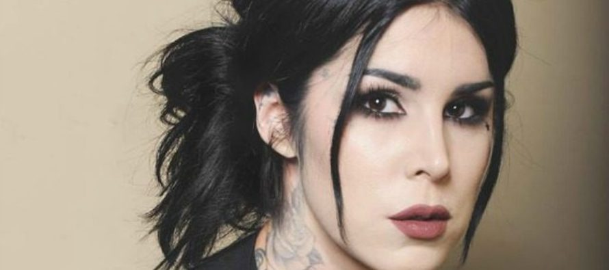 REALLY!? Kat Von D Shamelessly Disqualifies Makeup Contest Winner For Supporting Trump