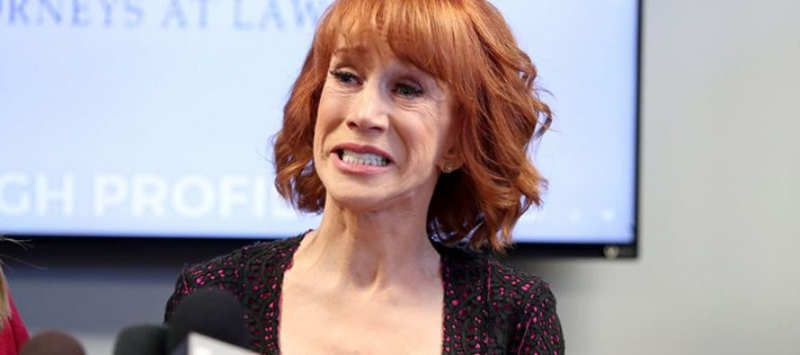Kathy Griffin Meets With Secret Service Agents For Over An Hour Of Questioning – Investigation Still Open