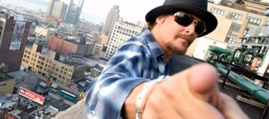 Early Poll Shows Kid Rock up 4 Points in Senate Race – Democrats Should be Panicking!