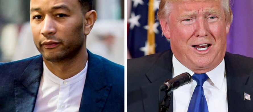 Singer John Legend Accidentally Admits Obamacare FAILS In Attempt To Insult Trump – America Responds
