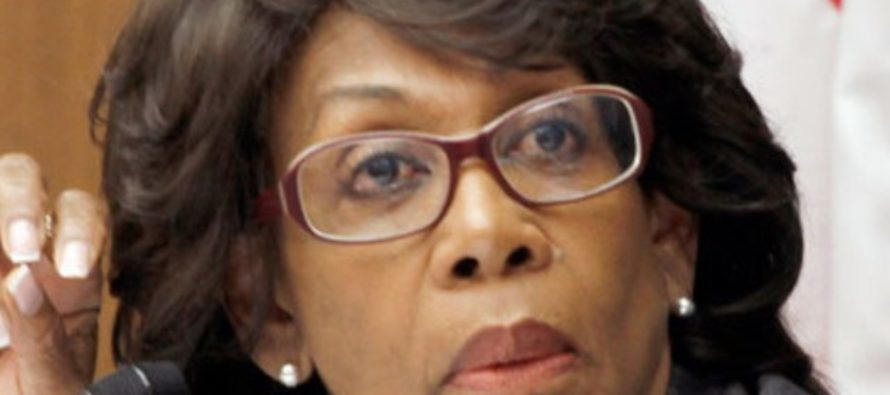 Maxine Waters Won't Stop: Trump Is 'Embarrassing All of Us Internationally' [VIDEO]