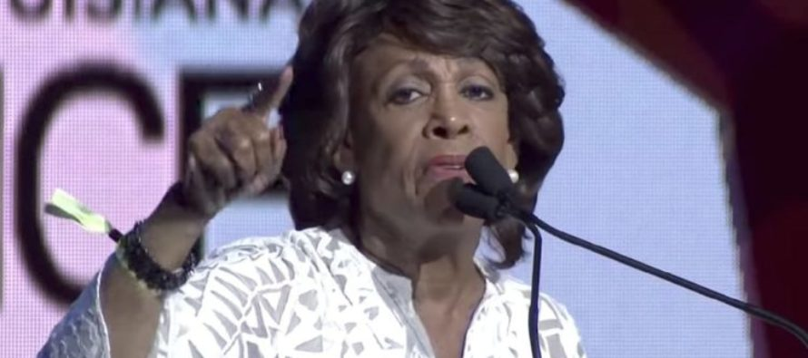 Maxine Waters GONE MAD: I'm Going to Take Ben Carson's 'A** Apart!' [VIDEO]