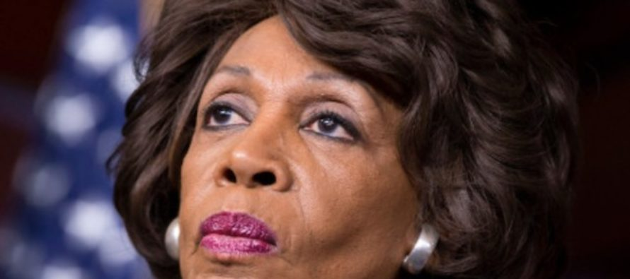 Madness: Maxine Waters Leads 'Impeach 45' Chant, Says We're On Verge Of Revolution [VIDEO]