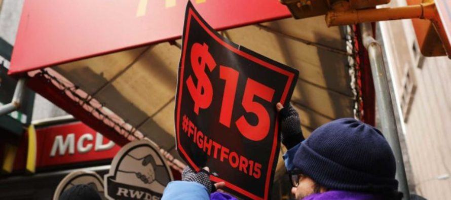 Seattle You've Got Company: NY Restaurants Closing Because Of Minimum Wage Hikes
