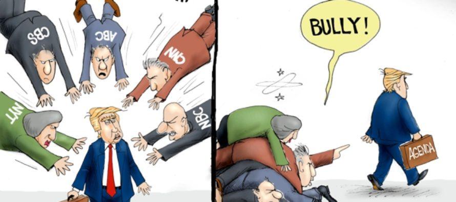 Piling On (Cartoon)