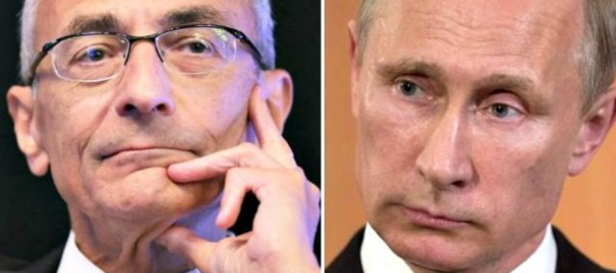 JUST IN: Putin-Funded Company John Podesta Received 75,000 Shares From Has COLLAPSED!