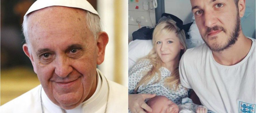 Pope Francis Hopes To Give Child Sentenced To DEATH A Passport To Beat Court Ruling!