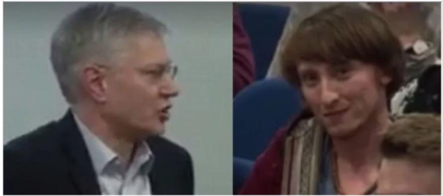 Professor DESTROYS Smug Student Who Complains About Capitalism [VIDEO]