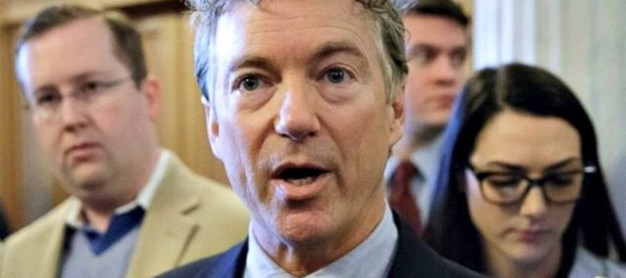Sen. Rand Paul Speaks Out: Senate GOP Decides to Keep Obamacare, What Happened?