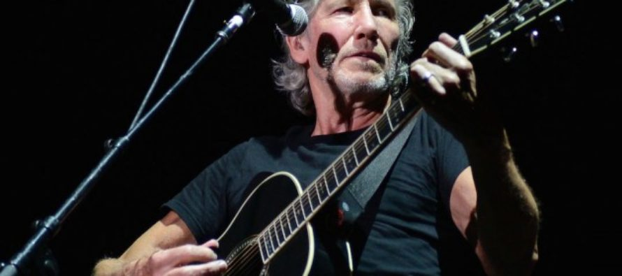 Pink Floyd Fans BOO Group's Co-Founder Roger Waters After He Displays Anti-Trump Images [VIDEO]