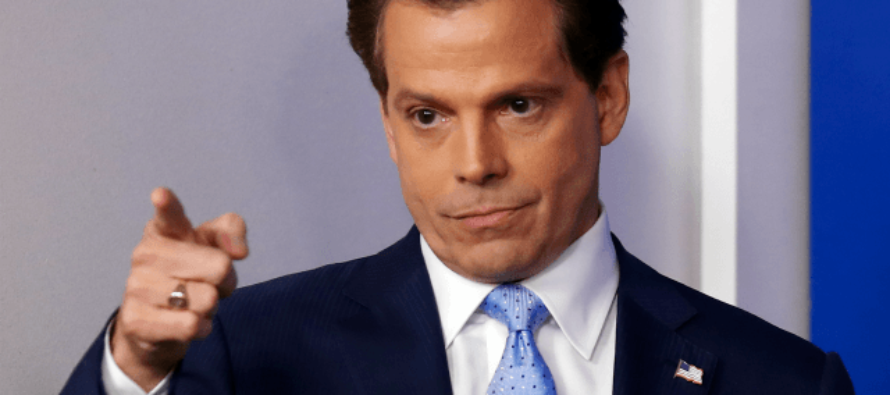 BREAKING: Scaramucci FIRES Suspected White House Leaker