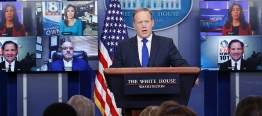 Hollywood's Slimy Celebrities MOCK Sean Spicer After His Resignation – They Think They're Funny [VIDEO]