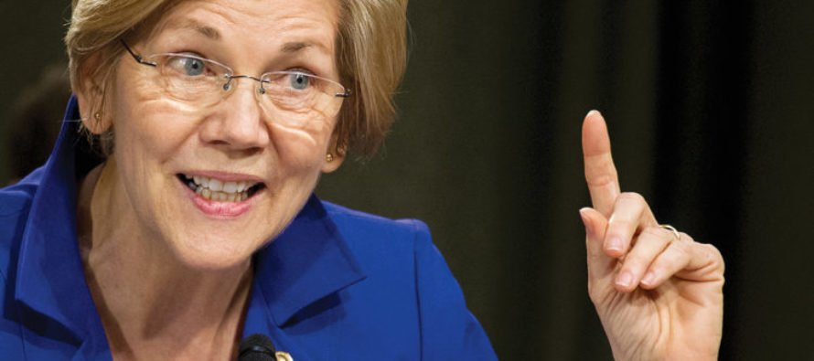 Elizabeth Warren Claims Republicans Oppose 'Equal Pay' for Women. But, In Her Own Office…