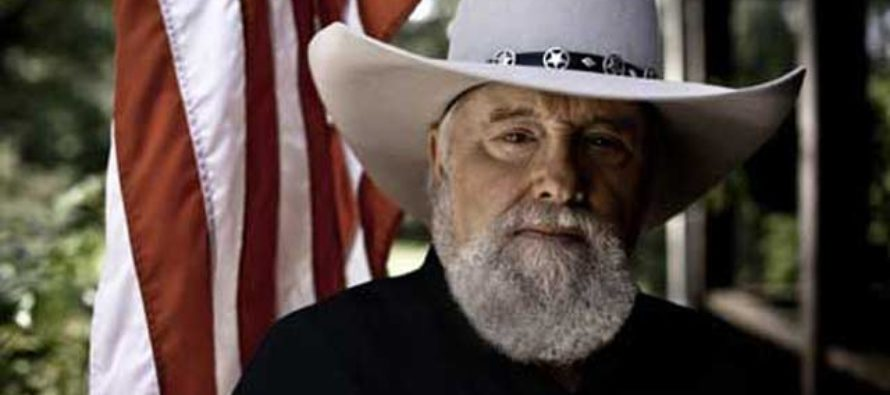 Charlie Daniels Sends Out Warning to Establishment: 'The Days of the Career Politician Are Over'