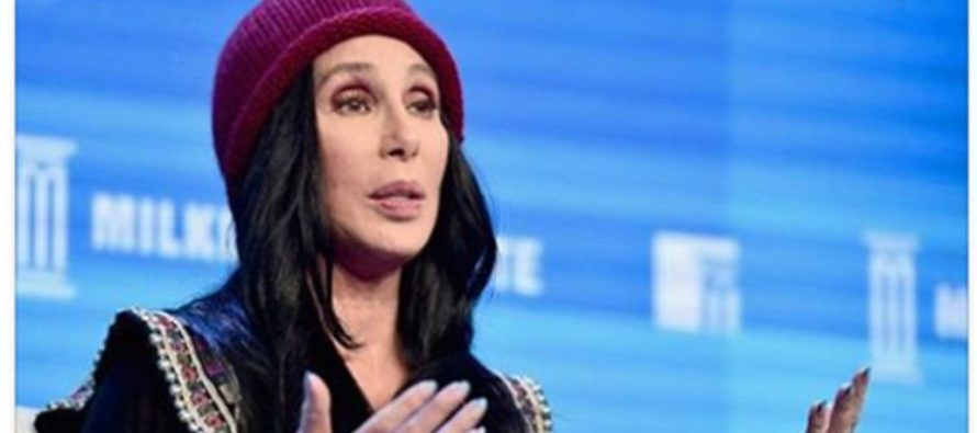 "Cher Tries To Bash Trump: ""When I watch Trump, I Just Want To Blow My Brains Out"""