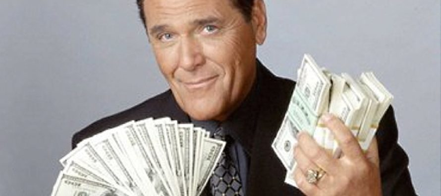 Chuck Woolery Offers $25k To Charity If Nancy Pelosi Will Take A Dementia Exam & Make Results Public