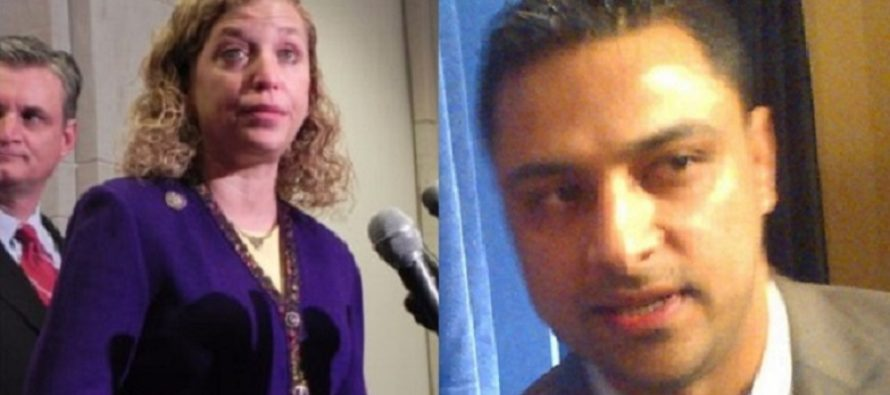 BREAKING: Debbie Wasserman Schultz's IT Manager ARRESTED While Attempting To Flee Country