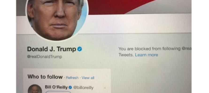 BOOM: Trump BLOCKS Obnoxious Rosie O'Donnell on Twitter