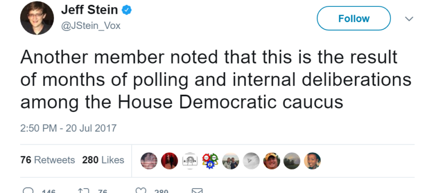 """Dems Have New Slogan To Roll Out After Realizing """"RESISTANCE"""" Isn't Working"""