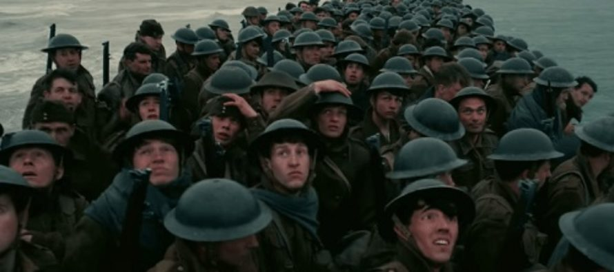 USA Today Gripes: Too Many White Males in <em>Dunkirk</em>