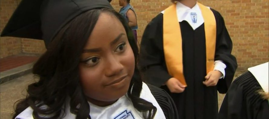 Black Mother SUES School For Forcing Her Daughter To Be Co-Valedictorian With White Student