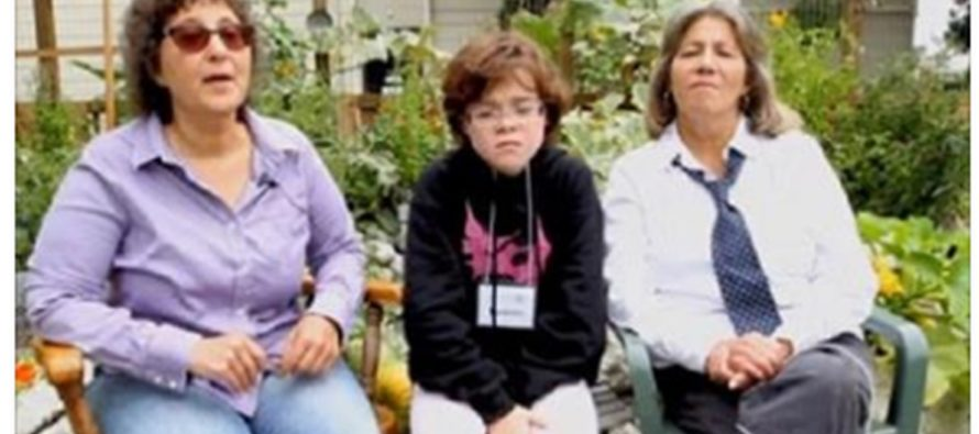 California Lesbian Couple Chemically Alter Their 11 Yr-Old Boy As Prep For Sex-Change Surgery
