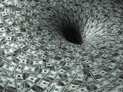 money_drain