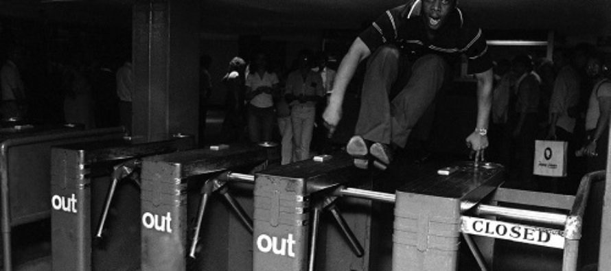 Turnstile Jumping Okay in New York