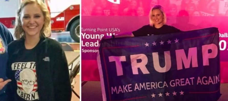 I Was A High School Student 'Feeling the Bern'. Then Liberals Turned Me Into A Trump Supporter