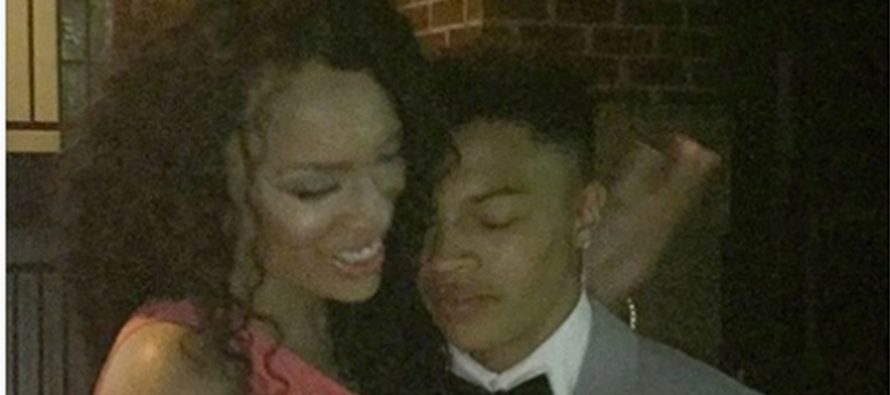 Teen's Friends Realize Why His 'Older' Prom Date Looks Familiar