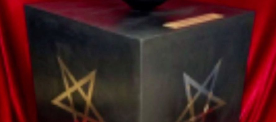 Satanic Monument To Be Installed At Veterans Memorial Park In A 'Free Speech Zone'