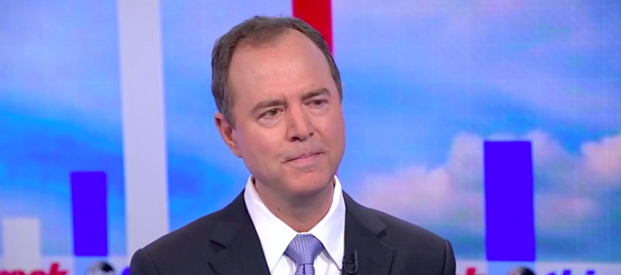 Rep. Schiff Admits That Democrat Collusion With The Ukraine Is 'Problematic' [VIDEO]