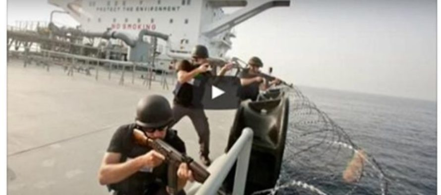 OOPS! Somali Pirates ATTACK Wrong Ship and REGRET IT! [VIDEO]