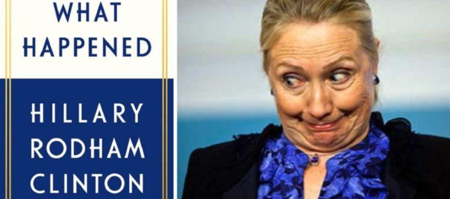 Hillary Clinton's New Book Sparks Funny Jokes On Social Media